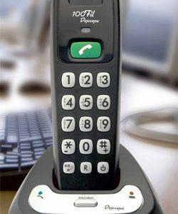 Depaepe DECT 100 FIL draadloze telefoon
