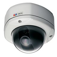 ACTi IP Rugged Dome camera ACM-7411