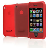 iPhone 3G/3GS Cygnett Jellybean Red