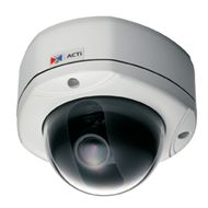 ACTi IP Rugged dome camera TCM-7411