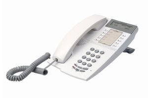 Aastra Dialog 4422 IP Office white/gr