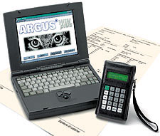Argus Winplus Software