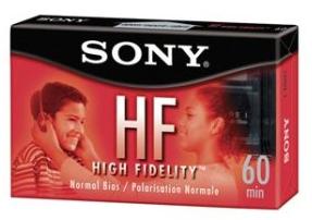 Cassette 60 min
