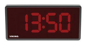 CL-D2 Digitale klok met 2.5 inch cijfers
