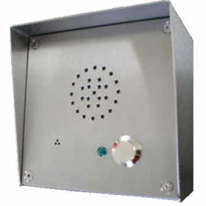 Intercom D-40 RVS/Boogaard