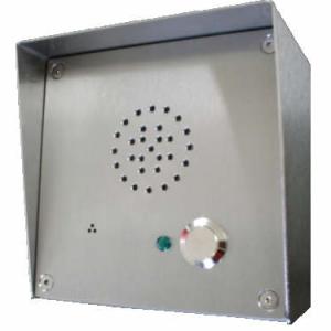 Intercom D-40 RVS opbouw