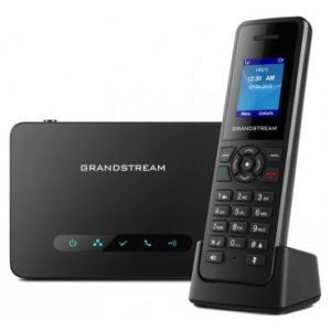 DP750 ENTERPRISE IP PHONE