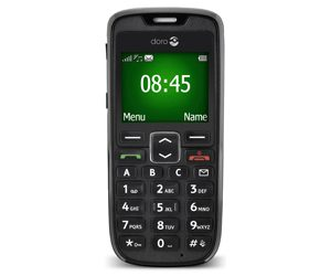 Doro PhoneEasy 510gsm Black