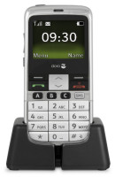 Doro PhoneEasy 332gsm Silver