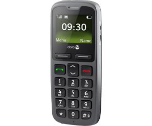 Doro PhoneEasy 505gsm Black