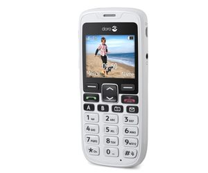 Doro PhoneEasy 515gsm White