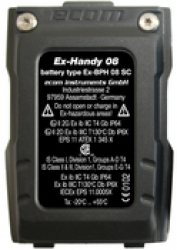 Ecom Battery Pack Ex-BPH 08 SC