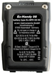 Ecom Battery Pack Ex-BPH 08 HC