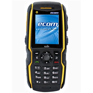 Ecom Ex-Handy 07, HC Battery, Camera, Yellow