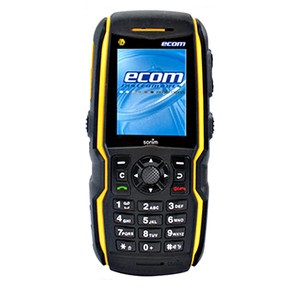 Ecom Ex-Handy 08, SC Battery, Camera, LWP, Yellow
