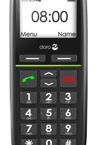 Doro PhoneEasy 341gsm Black