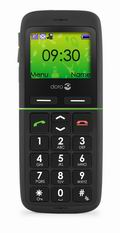 Doro PhoneEasy 345gsm Black