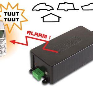GSM Alarmmelder 1 ing