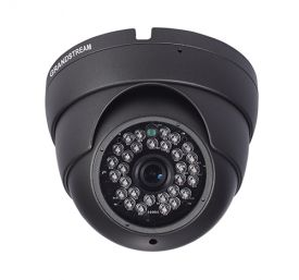 Grandstream GXV3610_HD Day/Night Fixed Dome HD IP Camera
