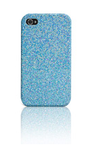 iPhone 4/4S Turquoise Zirkoon Case