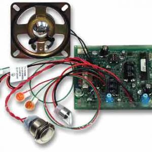 Intercom E-1600-50A zelfbouw set