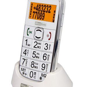 Chwalebne Categorie: Maxcom senioren telefoons | Telefoonspecialistshop HF95