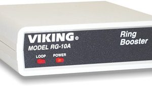 RG-10A Belspanning Versterker