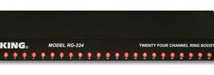 RG-224 24 lijns belspanning versterker