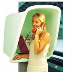 Telefoon Cabine SILEX
