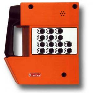 DIA-346 Waterdichte telefoon