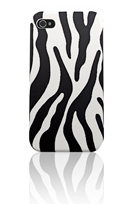 iPhone 4/4S Zebra Case