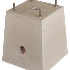 Betonsokkel 1300/1500 mm